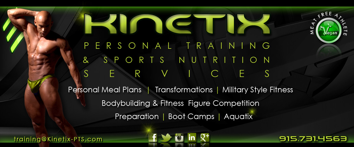 Personal Trainer Services By Kinetix Personal Training Sports