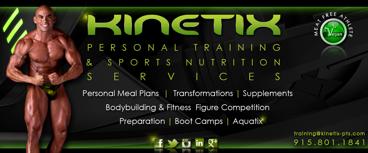 05652193a54 Personal Trainer Services by Kinetix Personal Training   Sports Nutrition -  El Paso