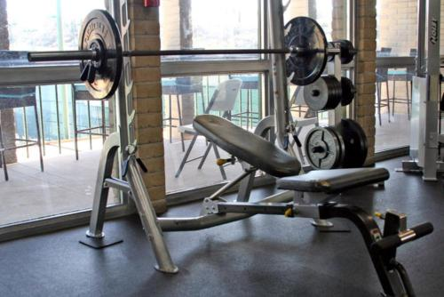 Gym Bench Set