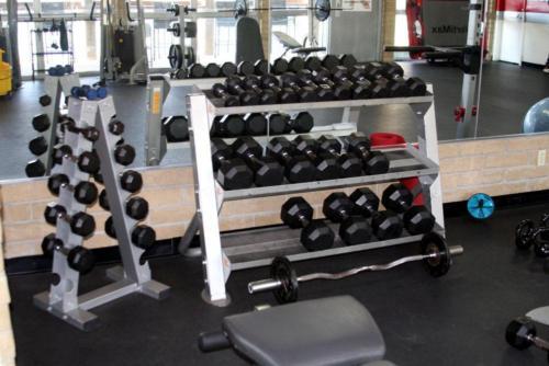 Gym DB