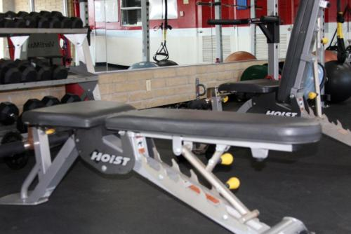 Gym Hoist Bench