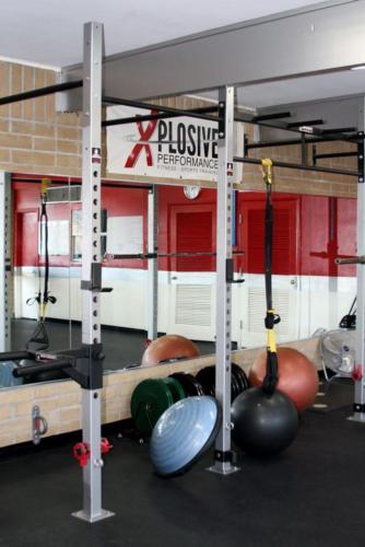 Gym Rack